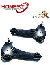 For RENAULT TRAFIC 2001-2010 FRONT LOWER SUSPENSION WISHBONE ARMS L/R Karlmann