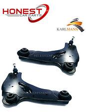For NISSAN PRIMASTAR 2001-2014 FRONT LOWER SUSPENSION WISHBONE ARMS L/R Karlmann