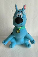 "Scooby Doo Blue Plush 9"" Toy Factory Stuffed Animal Stuffed Animal"