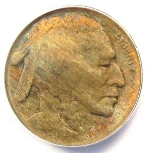 1916 Doubled Die Obverse Buffalo Nickel 5C FS-101 - ANACS AG3 Details - Rare DDO