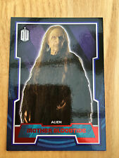 Topps Doctor Who 2015 Red Parallel 84 Base Card Mother Bloodtide 07/50