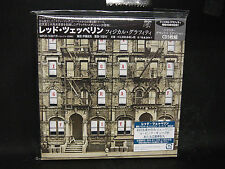 LED ZEPPELIN Physical Graffiti JAPAN Mini LP 3CD (REMASTERED DELUXE EDITION)