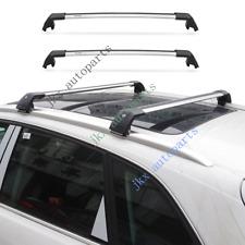 Aluminum Baggage luggage Roof Rack Roof Rack Trim for Suzuki S-Cross 2014-2017 k