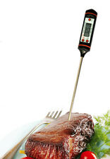 Digital Electronic Thermometer Meat Food Probe BBQ Kitchen Tools Thermometers