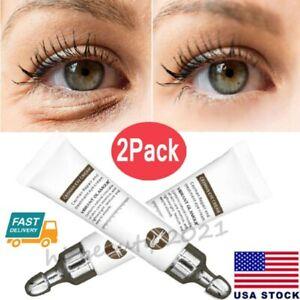 Instant Remove Eye bags Cream Dark Circles Anti Puffiness Gel Firming Skin Cream