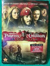 Pirates Of The Caribbean At World'd End DVD 2007 (A-6)