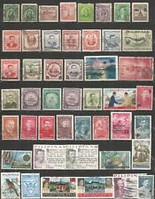 Philippines from 1917 year  nice Collections stamps used