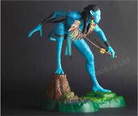 James Cameron's Movie Avatar 2 Navi Neytiri Action Figure Model Toys 35cm In Box