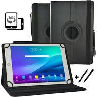 """Tablet 10.1"""" Hülle Tasche für Alcatel 3T 10 Schutzhülle Schwarz 360"""