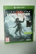 RISE OF THE TOMB RAIDER USATO COME NUOVO XBOX ONE VERSIONE ITALIANA LD1 44460