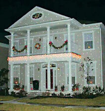 Snow Flurry Christmas Lights Projector Outdoor Christmas Decor OPEN BOX RETURN
