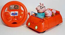 Peppa Pig - Drive & Steer Car  Remote Control Car Age 18m+