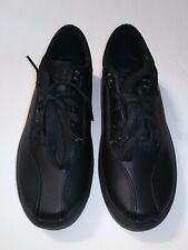 PRO KEDS Womens Black w Black Lace-up Low Sneakers Size 6.5