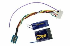 ZEN DCC Concepts Z218 1.1amp DCC Decoder 21 Pin Direct + 8 Pin Lead + Stay Alive