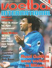 V.I. 1994 nr. 11 - AC MILAN-SAMPDORIA/MICHAEL LAUDRUP/JOSIP WEBER/ANDY MÖLLER