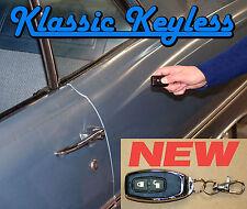 64-69 GM A-Body 2 dr. power door locks & keyless entry install kit NEW REMOTES