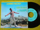FRENCH EP CLIFF RICHARD & The Shadows-Summer holiday-COLUMBIA ESRF 1437