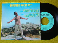 FRENCH EP CLIFF RICHARD & The Shadows-Summer holiday-COLUMBIA ESRF 143