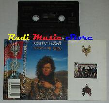 MC ROBERT PLANT Now and zen 1988 LED ZEPPELIN italy ES PARANZA cd dvd lp vhs