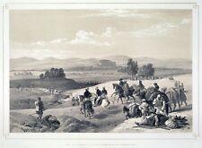 Armée Britannique Anglo guerre afghane Quetta 1800 Empire Britannique 6x5 pouces Imprimer
