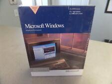 NOS Microsoft Windows 1.20MB Disk Version Graphical Environment 3.0 050-030V300
