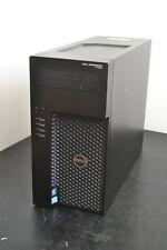 DELL PRECISION T1650 i7 1TB 8GB WIN 10 PRO QUADRO COMPUTER PC WORKSTATION 5