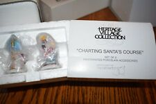 Dept 56 North Pole Charting Santa's Course #56364 in Orig Box