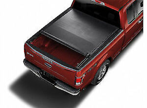 2015-2018 Ford F150 8' Bed OEM Soft Roll-Up Tonneau Cover VFL3Z99501A42MA