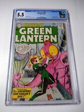 Showcase #24 CGC 5.5 Silver Age DC 3rd Appearance of Green Lantern