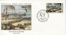Marshall Islands 1990 WWII Deliverance at Dunkirk FDC