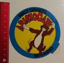 Aufkleber/Sticker: Walt Disney Productions AristoCats (01041754)
