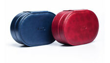 FiiO HB3 Leatherette Earphone Carry Case - Red. FREE UK POSTAGE