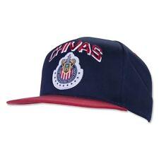 chivas de guadalajara Snapback Adjustable cap hat blue Red fmf mexico new mx 19