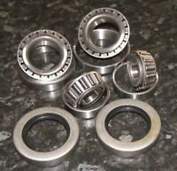2x Standard Trailer Wheel Bearing Kits fit various ModCon Campers 25580/20 15123