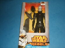 "STAR WARS 'REBELS' 12"" THE INQUISITOR Animated Series (Hero Series) Imperial"