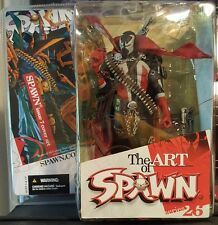 Spawn issue 7 cover art series 26 action figure new in package