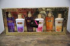 Victoria's Secret Gift Set 6 Piece Fragrance Mist Body Lotion 125ml/4.2 floz NEW