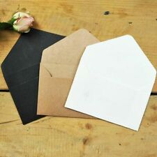50pcs Craft Paper Envelopes Vintage European Style For Card Scrapbooking Gift
