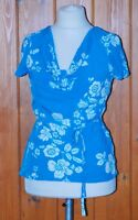 Wallis, Ladies, Blue, Casual, Party, Top, Tunic, size 12 (40)