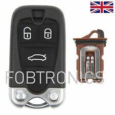 Fits Alfa Romeo 159 BRERA SPIDER 3 Button Fob Remote Key Case with LOGO (A85)