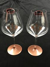 2x Moet Chandon Champagner Glas N.I.R Riedel Nectar Gläser NEU OVP Sekt Nir