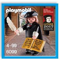 Playmobil  Martin Luther  6099 Neu  Sonderfigur ENDE Ritterburg Burg Ritter NEU