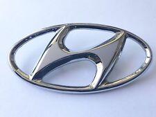 Front Grille Emblem Sonata 2011-2013 Santa Fe 2010-2012 OEM Hyundai