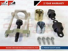 FOR FORD FOCUS C-MAX KUGA REAR TRAILING ARM BUSH INSTALLATION REMOVAL TOOL BOLTS