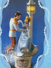Mr. Christmas Disney's 1999 Cinderella Lighted Twirling Table/Cake Topper NEW!