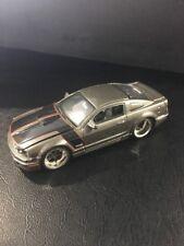 2006 Foose Design Ford Mustang Stallion JL Grey Loose Mint