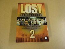 7-DVD BOX / LOST / LES DISPARUS - SEIZOEN 2 / SAISON 2