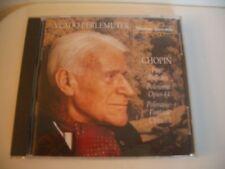 VLADO PERLEMUTER CD CHOPIN FOUR BALLADES POLONAISE Opus 44/61. NIMBUS RECORDS