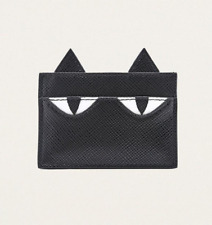 Women's Cardholder-  Black Cat design- Urban Outfitters Brand