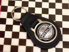 Datsun Chrome Badge Keyring - 100A 120Y 240Z 260Z 280Z SSS 1600 1200 1000